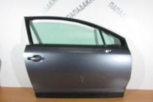Citroen C4 2004-2011 πόρτα δεξιά δίπορτη μολυβί