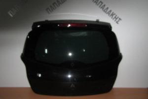 Renault Clio RS 2006-2013 πόρτα μπαγκάζ μαύρη