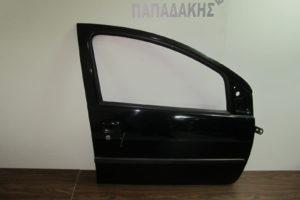 Toyota Aygo/Citroen C1/Peugeot 107 2006-2014 πόρτα εμπρός δεξιά μαύρη