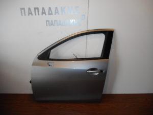 Mazda 2 2014-2018 πόρτα εμπρός αριστερή γκρι ανοιχτό