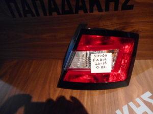 Skoda Fabia 2014-2018 φανάρι πίσω δεξί