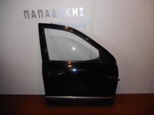 Hyundai Santa Fe 2000-2006 πόρτα εμπρός δεξιά μαύρη