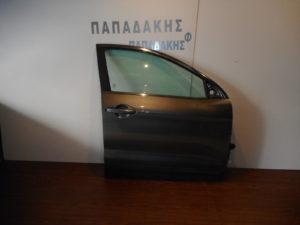 Nissan Qashqai 2013-2017 πόρτα εμπρός δεξιά γκρι