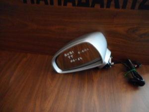 Audi TT 2006-2014 αριστερός καθρέπτης ηλεκτρικός ασημί 6 καλώδια