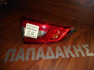 Nissan Qashqai 2013-2017 φανάρι πίσω αριστερό εσωτερικό LED