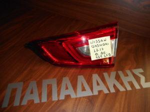Nissan Qashqai 2013-2017 φανάρι πίσω δεξιό εσωτερικό LED