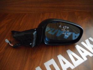Alfa Romeo 159 2005-2011 δεξιός καθρέπτης ηλεκτρικά ανακλινόμενος μαύρος 9 καλώδια
