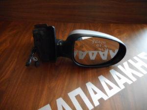 Fiat Bravo 2007-2014 δεξιός καθρέπτης ηλεκτρικός ασημί 7 καλώδια