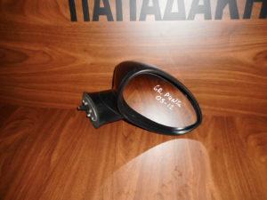 Fiat Grande Punto 2005-2012 δεξιός καθρέπτης ηλεκτρικός μαύρος 7 καλώδια