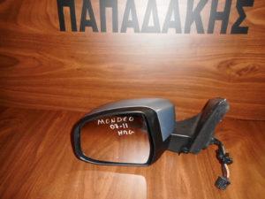 Ford Mondeo 2007-2011 αριστερός καθρέπτης ηλεκτρικός ασημί σκούρο