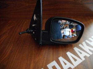 Hyundai i10 2008-2011 δεξιός καθρέπτης μηχανικός άβαφος