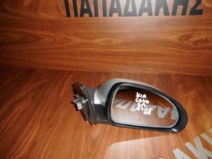 Kia Ceed 2007-2013 3πορτο δεξιός καθρέπτης ηλεκτρικός ασημί