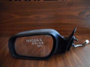 Mazda 6 2002-2008 αριστερός καθρέπτης ηλεκτρικός ασημί