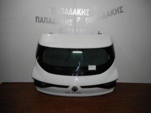 Renault Megane 2016-2018 πόρτα πίσω 5η άσπρη