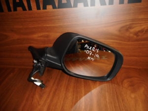 Toyota Auris 2007-2010 δεξιός καθρέπτης ηλεκτρικός άβαφος