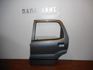 Suzuki Ignis 2003-2008 πίσω αριστερή πόρτα μολυβί