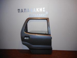 Suzuki Ignis 2003-2008 πίσω δεξιά πόρτα μολυβί