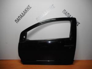 Citroen C2 2003-2009 πόρτα αριστερή δύθυρη μαύρη