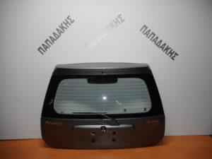 Suzuki Ignis 2003-2008 πόρτα οπίσθια γκρι