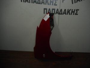 Suzuki Swift 2005-2011 εμπρός δεξιό φτερό κόκκινο