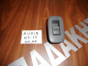 Toyota Auris 2007-2013 πίσω αριστερός διακόπτης ηλεκτρικού παραθύρου