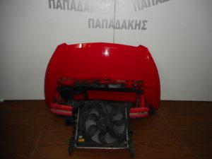 Chevrolet Spark 2010-2015 μούρη κόκκινη