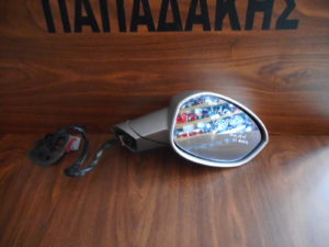 Alfa Romeo Brera 2005-2010 ηλεκτρικά ανακλινόμενος καθρέπτης δεξιός ασημί 11 καλώδια