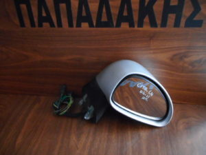 Citroen C4 2006-2011 ηλεκτρικός καθρέπτης δεξιός ασημί