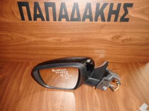 Renault Espace 2015-2018 ηλεκτρικός καθρέπτης αριστερός μαύρος 9 καλώδια