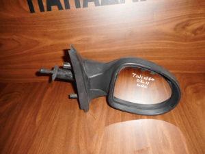 Renault Twingo 2007-2011 μηχανικός καθρέπτης δεξιός άβαφος