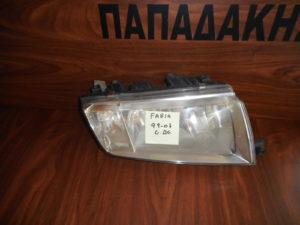 Skoda Fabia 1999-2007 εμπρός δεξιό φανάρι