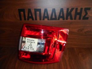 Skoda Octavia 6 SW 2013-2017 φανάρι πίσω δεξιό LED
