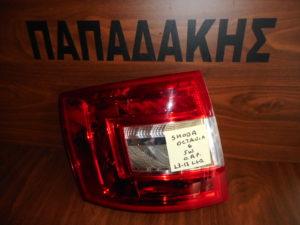 Skoda Octavia 6 SW 2013-2017 φανάρι πίσω αριστερό LED