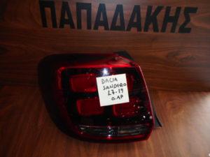 Dacia Sandero 2017-2019 φανάρι πίσω αριστερό