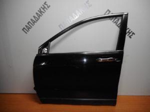 Honda CRV 2007-2013 πόρτα εμπρός αριστερή μαύρη