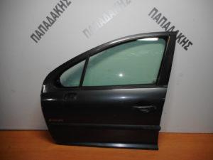 peugeot 207 2006 2012 porta empros aristeri molyvi 1 1 300x225 Peugeot 207 2006 2012 πόρτα εμπρός αριστερή μολυβί