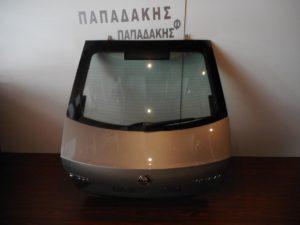 Skoda Octavia 6 2013-2017 πόρτα πίσω 5η ασημί