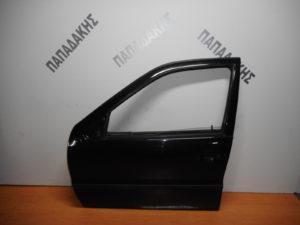 VW Polo 1999-2002 πόρτα εμπρός αριστερή μαύρη