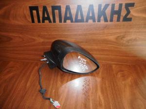 Ford Fiesta 2013-2017 ηλεκτρικά ανακλινόμενος καθρέπτης δεξιός ανθρακί 10 καλώδια φως ασφαλείας