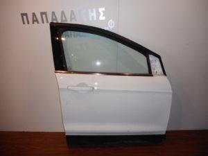 Ford Kuga 2012-2019 πόρτα εμπρός δεξιά άσπρη