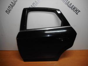 Ford Mondeo 2007-2014 πόρτα πίσω αριστερή μαύρη