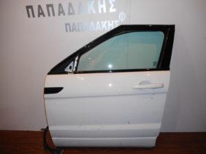 Range Rover Evoque 2011-2019 πόρτα εμπρός αριστερή άσπρη φάσα βαφόμενη