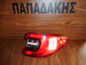 Renault Kadjar 2016-2019 φανάρι πίσω δεξιό LED