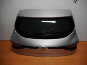 Renault Megane 5θυρο 2016-2019 οπίσθια πόρτα ασημί