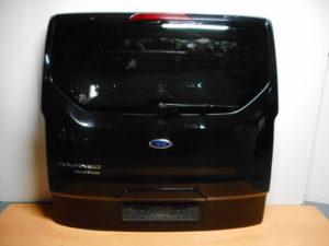 Ford Transit Tourneo Custom 2013-2020 οπίσθια πόρτα 5η μαύρη