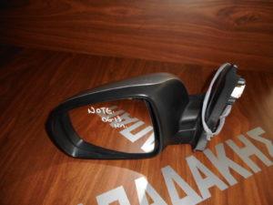 Nissan Note 2006-2013 ηλεκτρικός καθρέπτης αριστερός ασημί