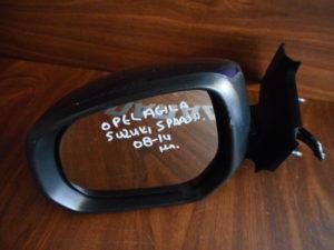 Opel Agila/Suzuki Splash 2008-2014 ηλεκτρικός καθρέπτης αριστερός μπλε σκούρο