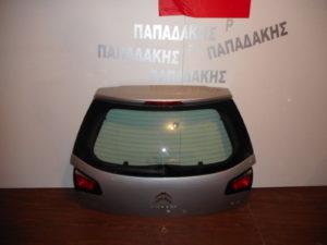 Citroen C3 2013-2016 οπίσθια πόρτα ασημί