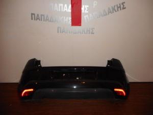 Citroen C4 2004-2011 πίσω προφυλακτήρας μαύρο με αισθητήρες 3πορτο