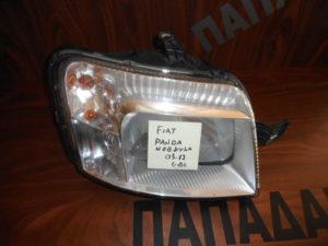 Fiat Panda 2003-2012 φανάρι εμπρός δεξιό μωβ φις